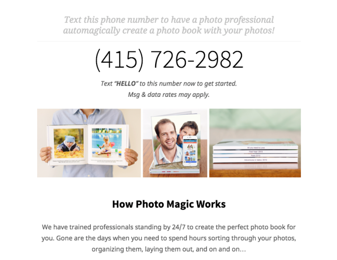 photo magic website