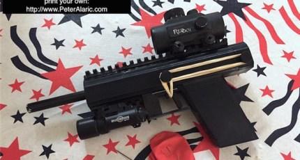 "Maker Creates A 3D-Printed ""Poison Dart Gun"" | TechCrunch"