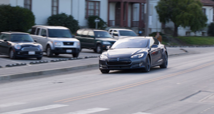 "Tesla's Model S Gets ""Ludicrous"" Mode, Will Do 0-60 In 2 8"