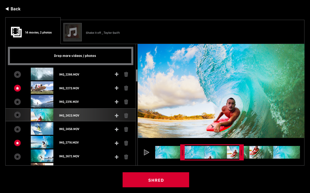 Ass Com Videos shred video turns hours of gopro footage into a dope-ass