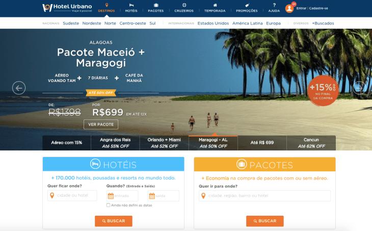 Priceline Pours $60 Million Into Brazil's Hotel Urbano