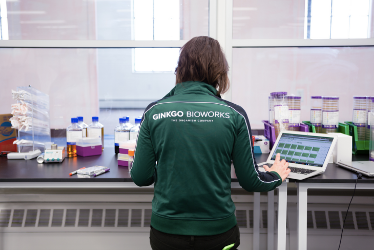 Ginkgo Bioworks Takes On Zymergen With 45 Million In Series B