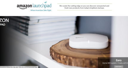 Amazon Takes On Product Hunt, Shopify With Launchpad, An All