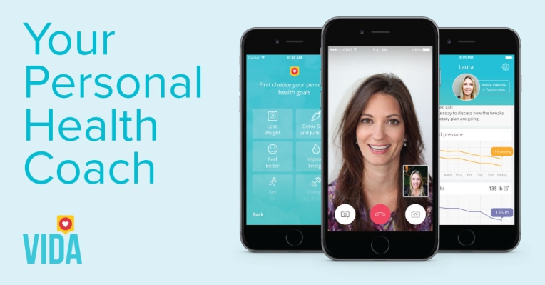 Health Coaching App Vida Partners With AstraZeneca To ...