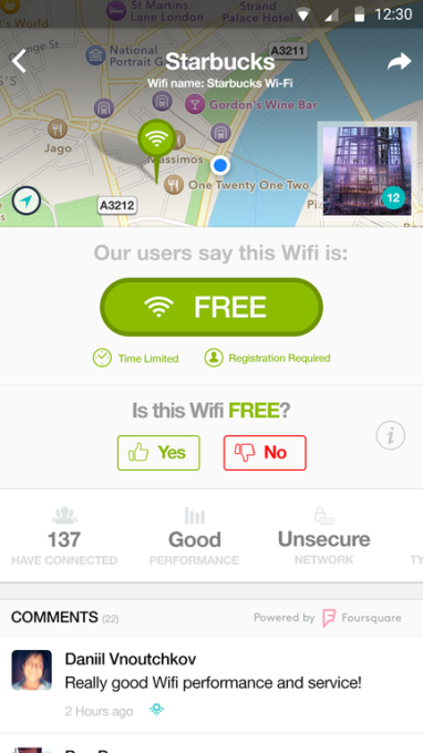 After 155k iOS Downloads, OpenSignal's Wifi Mapper App Lands