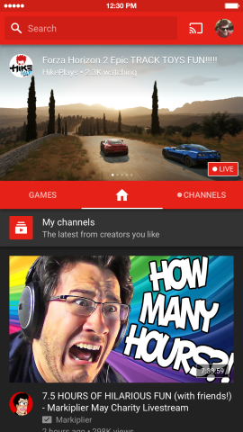 YouTube Gaming, Its Twitch Competitor, Set To Launch Tomorrow