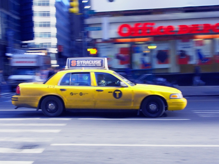 NYC Taxis Are Testing An Uber-Like App Called Arro | TechCrunch