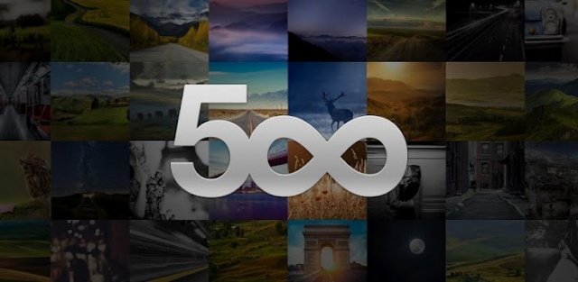 500px Revamps Its App To Better Appeal To The Instagram