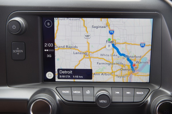 Siri Drives Apple CarPlay (Review) | TechCrunch