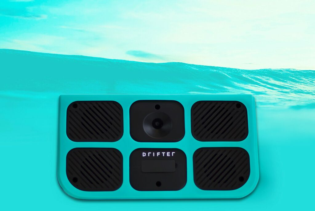 Drifter Is A Waterproof Speaker That Lets You Leave Your ...