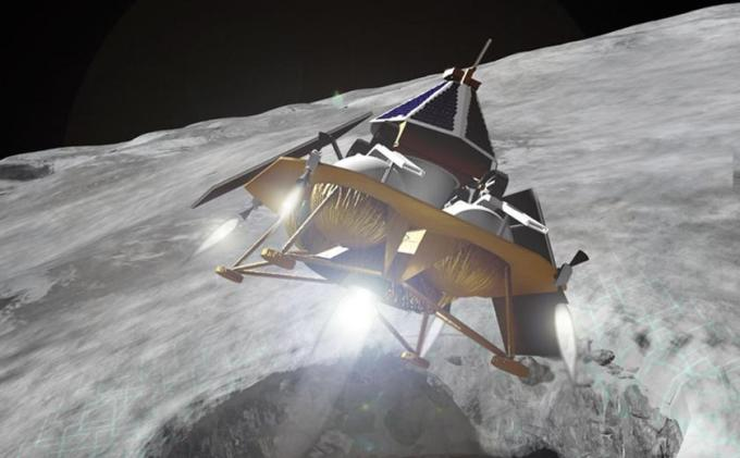 Elysium Space's Lunar Memorial will be cargo on board Astrobotic's first lunar landing mission.