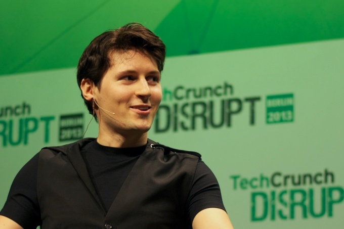 Telegram co-founder Pavel Durov