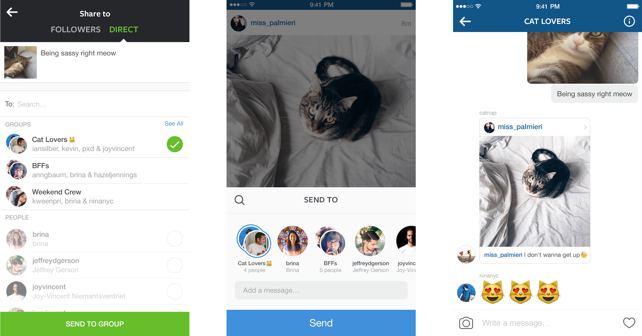 Instagram Direct's 85M Users Can Now Reply With Photos In Snapchat