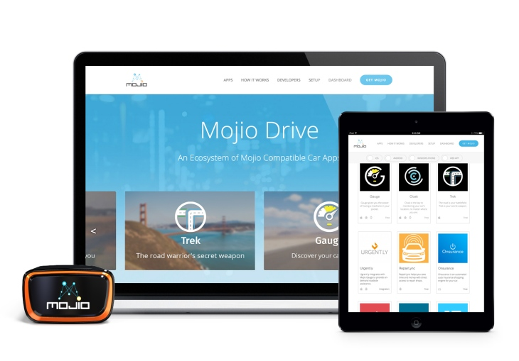 Mojio Launches Apps And Services Marketplace For Its