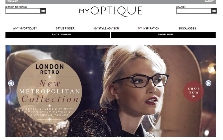 1ea7cc3773 Online glasses retailer MyOptique sells to lens-maker Essilor for ...