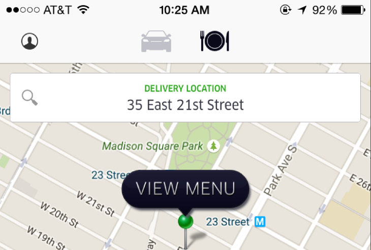 6a00e5b85 Uber s New Update Gives Food Delivery As Much Attention As ...