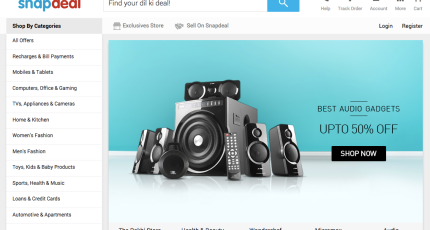 919d1be4721 Snapdeal Confirms  500M Investment From Alibaba