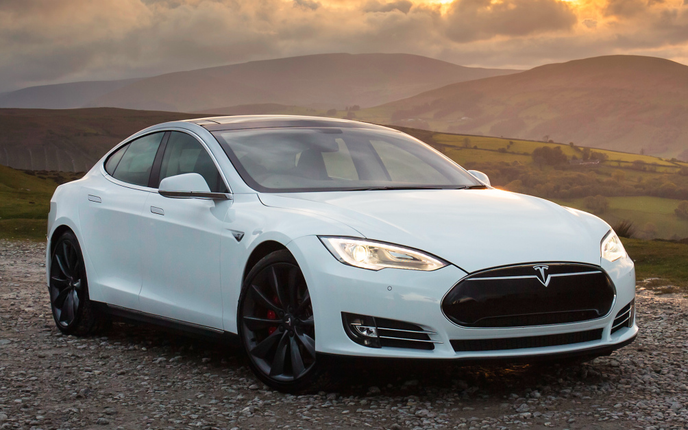 Price of tesla model s p85d