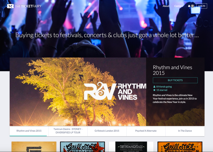The Ticket Fairy Pays You To Bring Friends To Events | TechCrunch