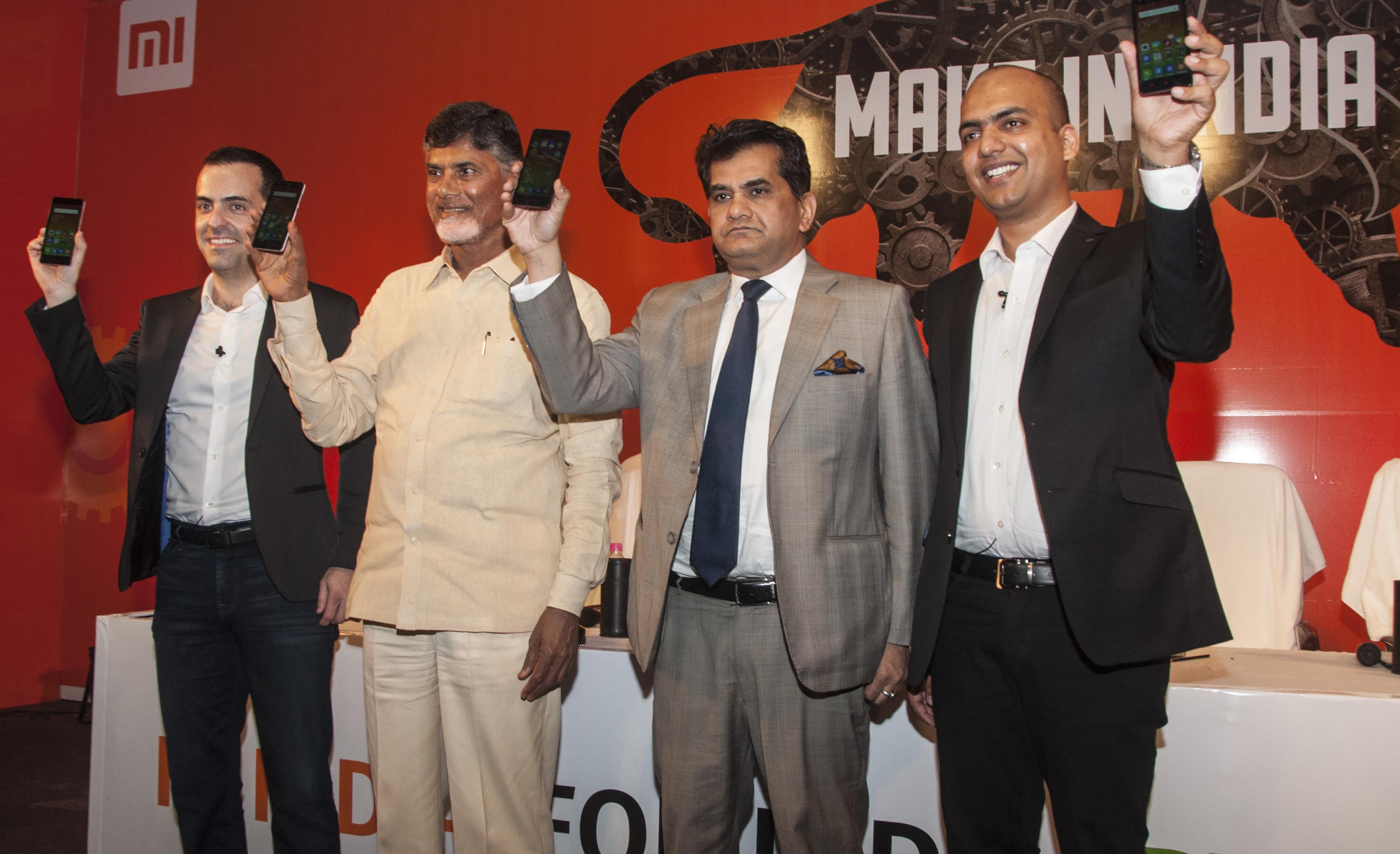 Xiaomi Is Now Making Smartphones In India | TechCrunch