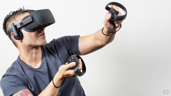 1 Oculus Touch