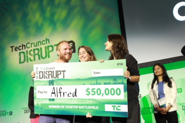Startup Battlefield Applications Extended for Disrupt NY – TechCrunch