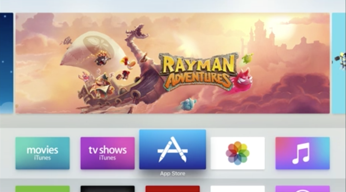 Apple TV App Store Launch Partners Include Airbnb, Guitar