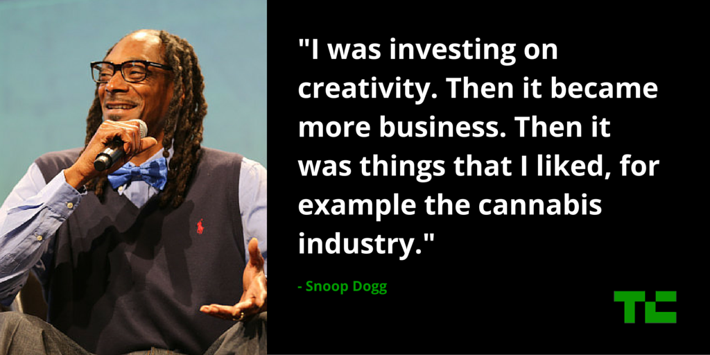 Canva Disrupt SF 2015 Snoop Dogg