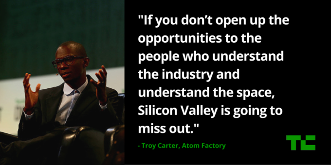 Canva Disrupt SF 2015 Troy Carter