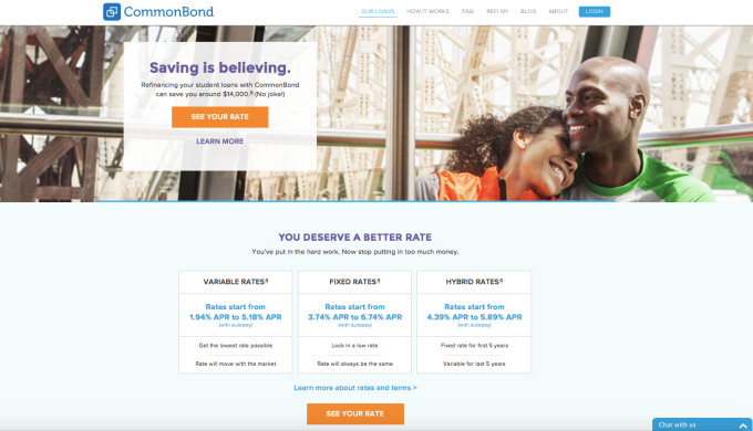 CB Refinance Page