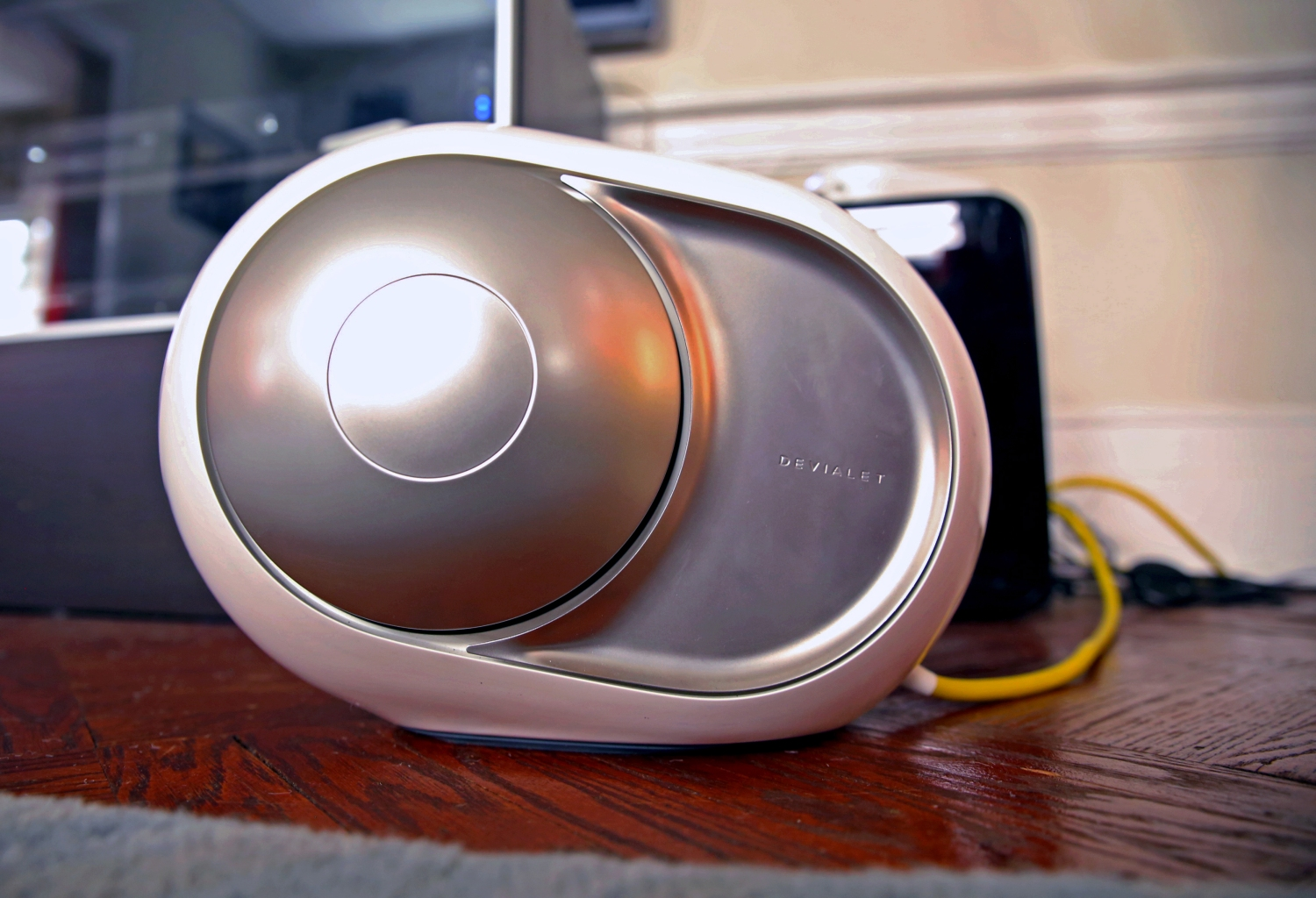 The Devialet Phantom Is A Living, Breathing Music Robot With