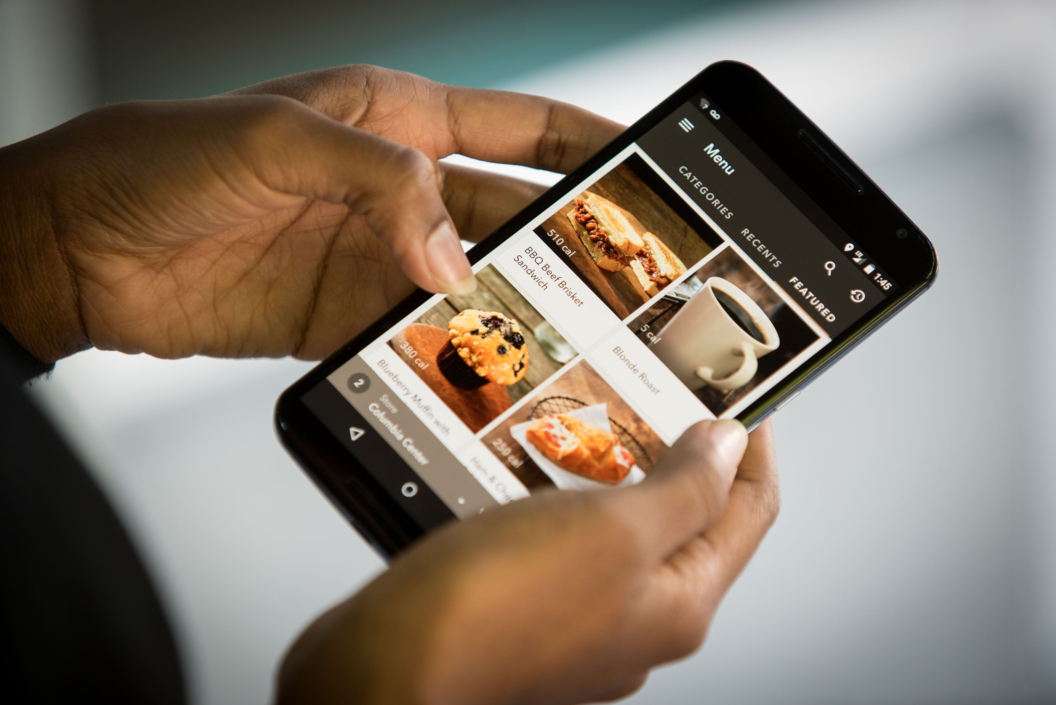 Starbucks Mobile Order Amp Pay Now Live Nationwide