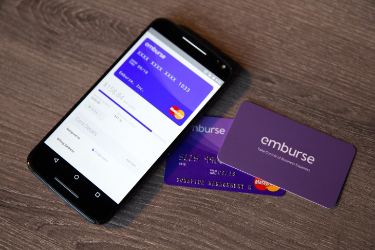 Emburse looks to give third party developers ways to easily issue the startup battlefield last year seeking out businesses that wanted to handle one time or a few expenses through issuing prepaid corporate debit cards colourmoves