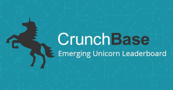 The Crunchbase Emerging Unicorn Leaderboard   TechCrunch