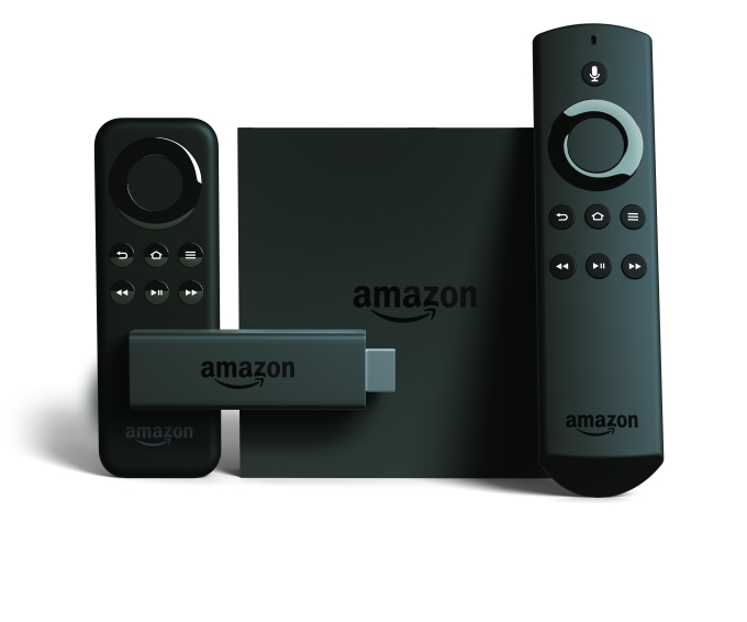 Fire TV and Fire TV Stick