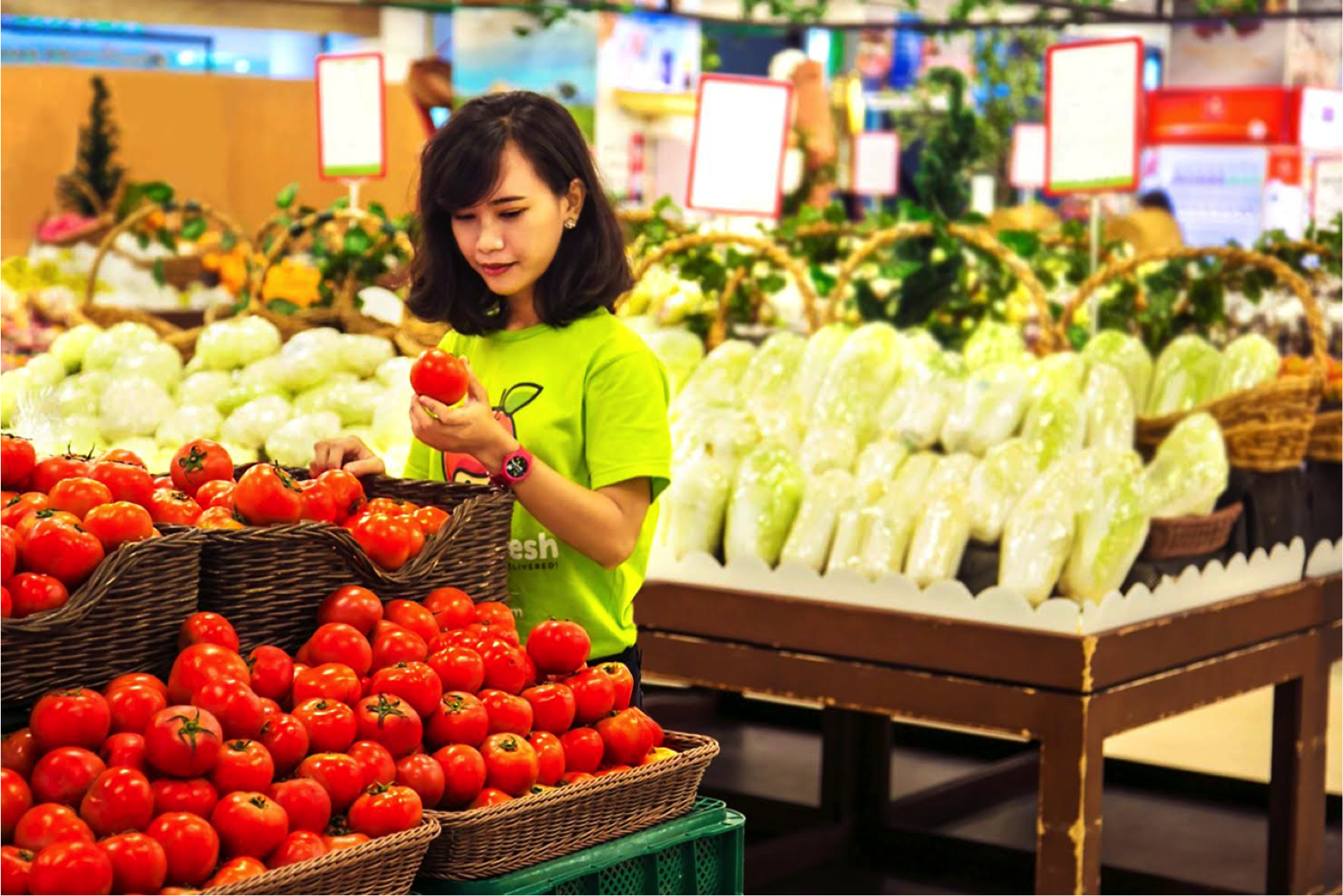 HappyFresh Lands $12M To Expand Its On-Demand Grocery