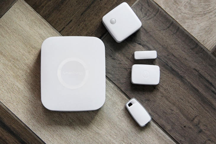 SmartThings Unveils A New Smart Home Hub | TechCrunch