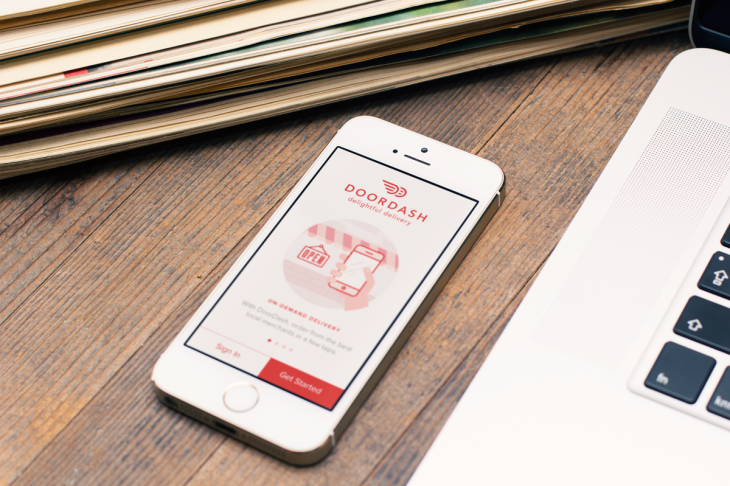 DoorDash subsidizes driver wages with tips | TechCrunch