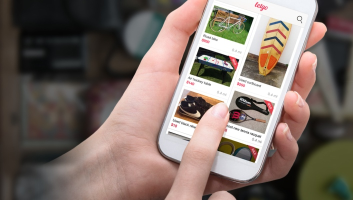 1fc2585ebd22e0 Mobile App Letgo Raises  100 Million From Naspers To Take Over Classifieds  In The U.S.