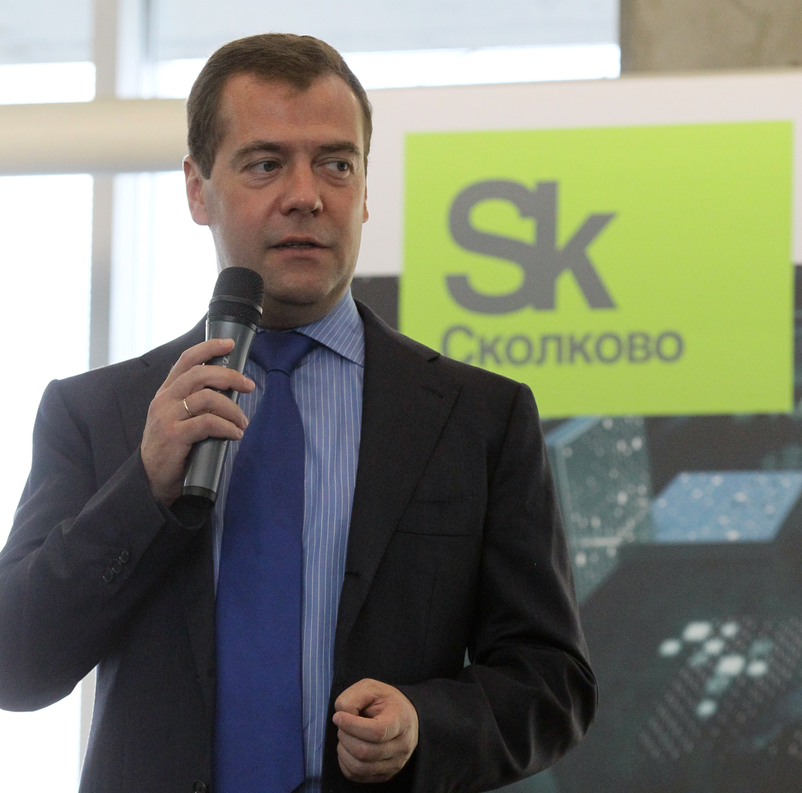 Medvedev To Hold A Google Hangout On Russia's Tech Future ...