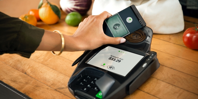 Android Pay, Google's Apple Pay Rival, Arrives Today | TechCrunch