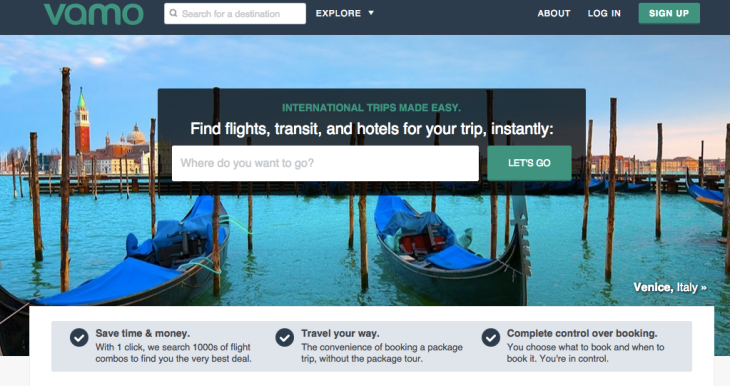 airbnb acquires multi city trip planning service vamo will shut