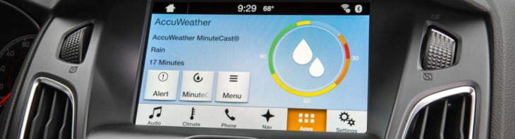 Ford Brings In-Vehicle Notifications And Sensor Access To