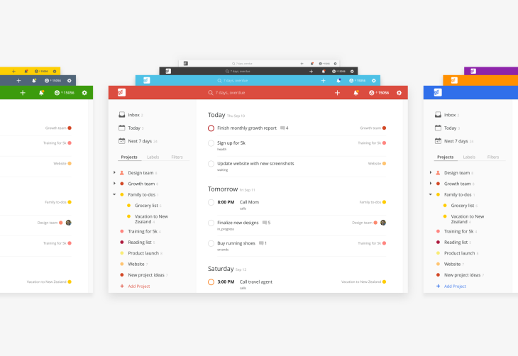 Todoist launches a deep integration with Google Calendar