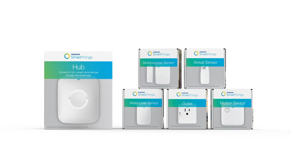 smartthings smarthome