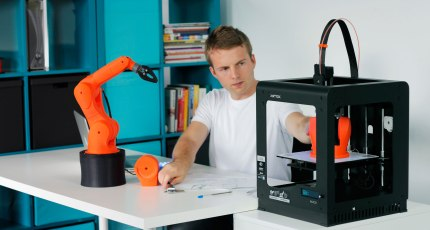 Zortrax Launches A 3D Model Library For Its Robotic-Arm