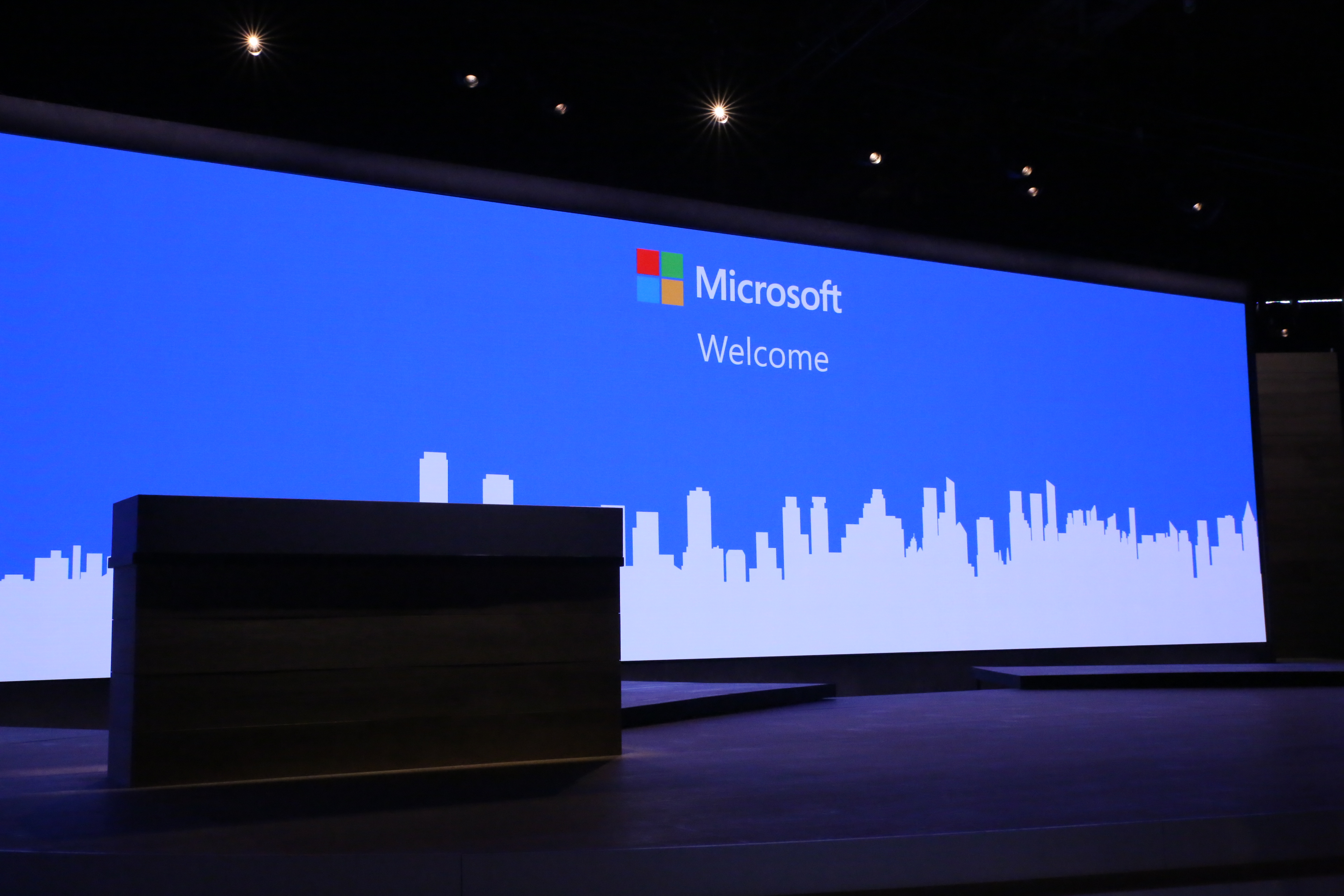 Watch Microsoft's Hardware Event Live Right Here – TechCrunch