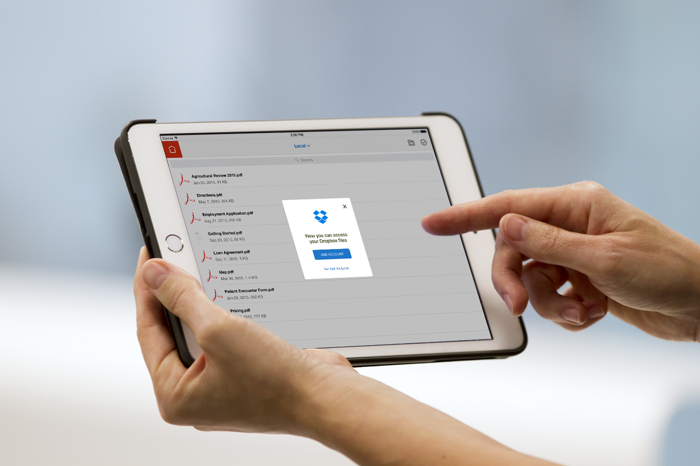 Adobe Updates Its Document Cloud With Dropbox Integration, Improved