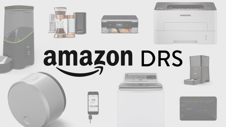 Dash The E Commerce Giant S Smart Supplies Replenishment Service Already Has A Number Of Deals With Major Liance And Office Equipment Makers