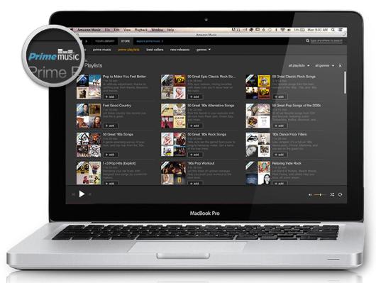 amazon prime app macbook pro